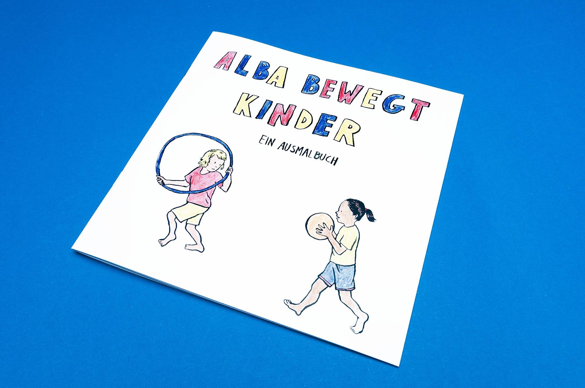 ALBA Bewegt Kinder